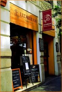 taberna vasca Lizarran en Valencia
