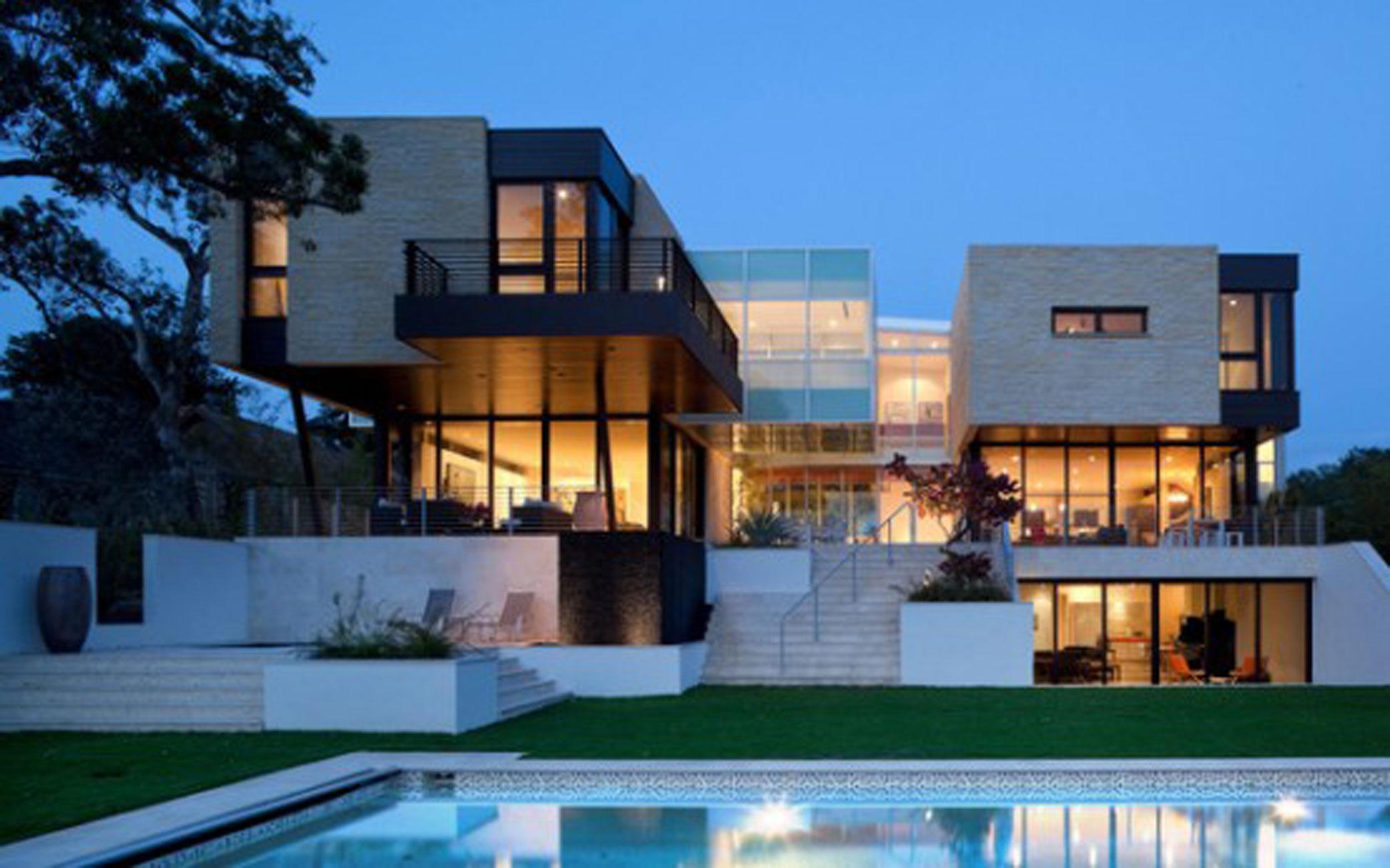 constructoras casa moderna