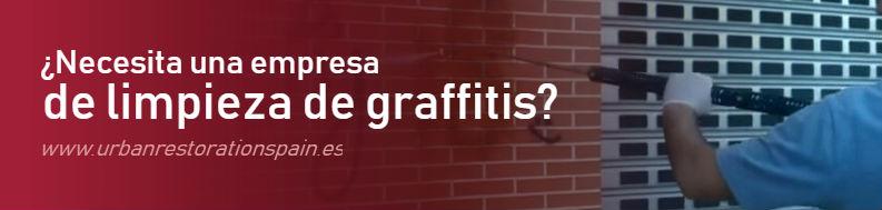 urban restoration spain limpieza de grafitis